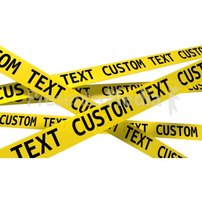 Crime Scene Tape Clipart.