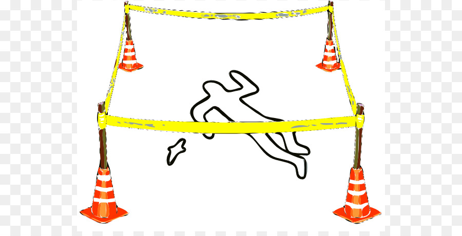 Police Tape png download.