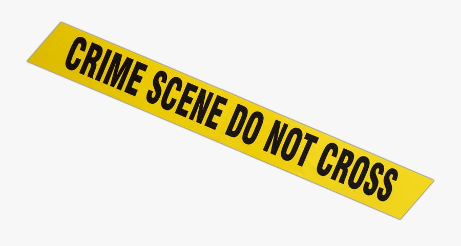 Crime Scene Tape Png.
