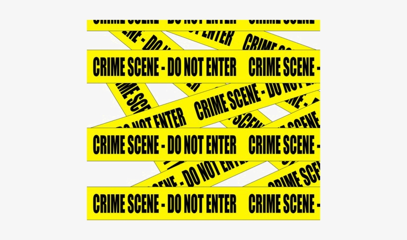 Police Tape Png Image Transparent.