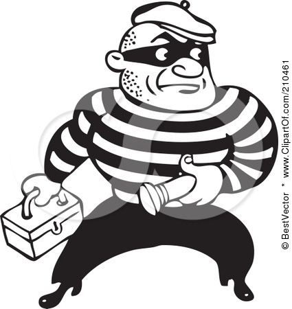Criminal Clipart Free.