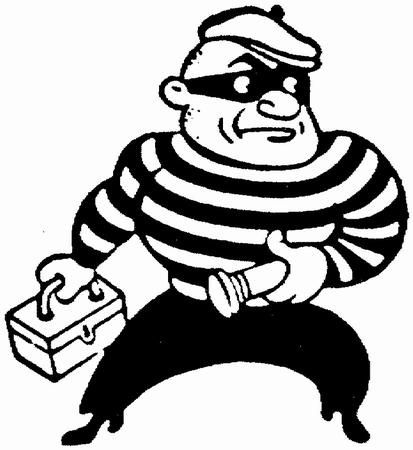 Criminal Clipart Free.