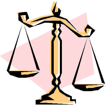 Justice Clipart.