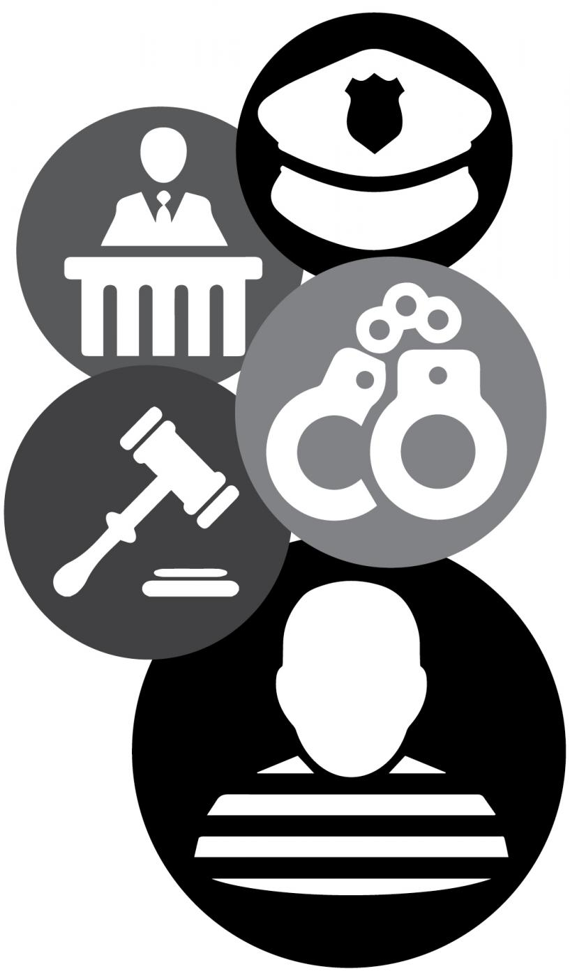 Criminal Law Clipart.