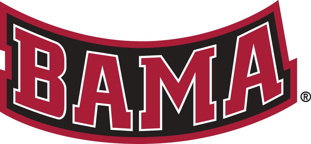 Alabama Crimson Tide Logo Vector.