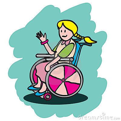 Cripple Stock Illustrations.