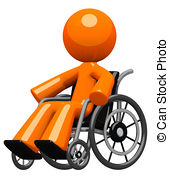 Crippled Illustrations and Clipart. 403 Crippled royalty free.