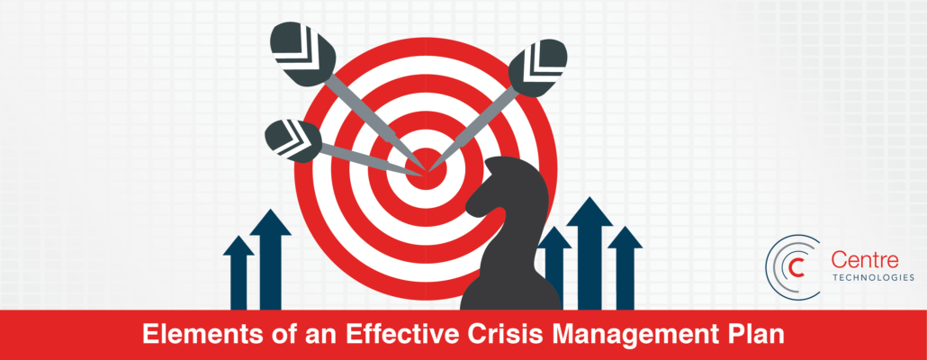 Elements of an Effective Crisis Management Plan.