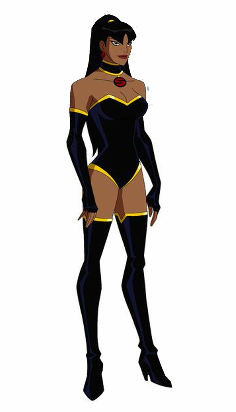 Superwoman Young Justice Characters, Dc Characters,.