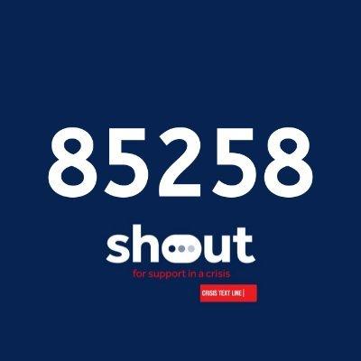 Shout UK (@GiveUsAShout).