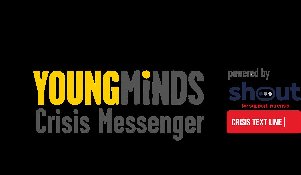 YoungMinds Crisis Messenger.
