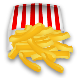 Fries Clipart.