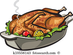 Roast duck Clip Art Vector Graphics. 225 roast duck EPS clipart.