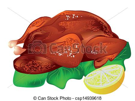 Roast duck Clipart Vector Graphics. 253 Roast duck EPS clip art.