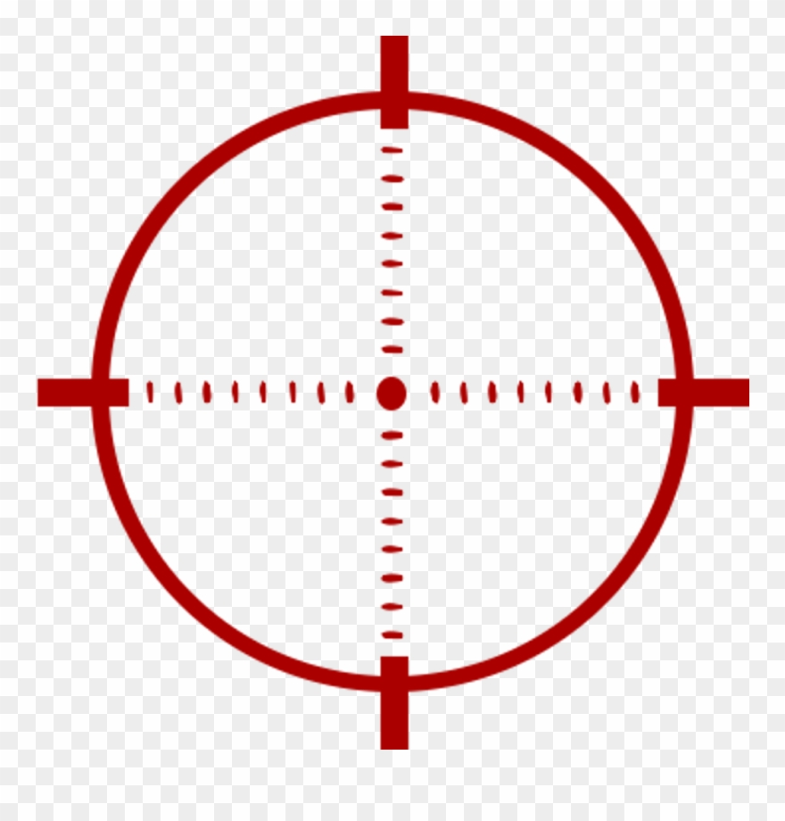 Download Free png Crosshairs Cliparts.