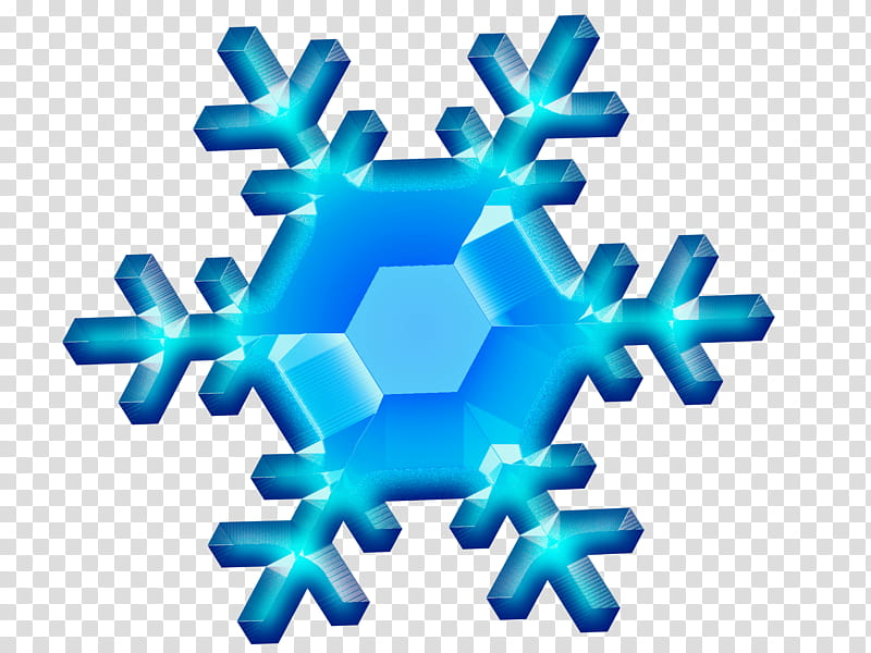 Cristal snowflakes , snowflake illustration transparent background.