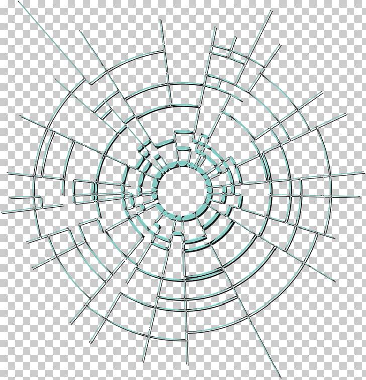 Bala de cristal, vidrio roto PNG Clipart.