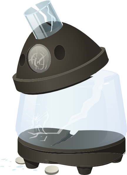 Crystallizer Clip Art at Clker.com.