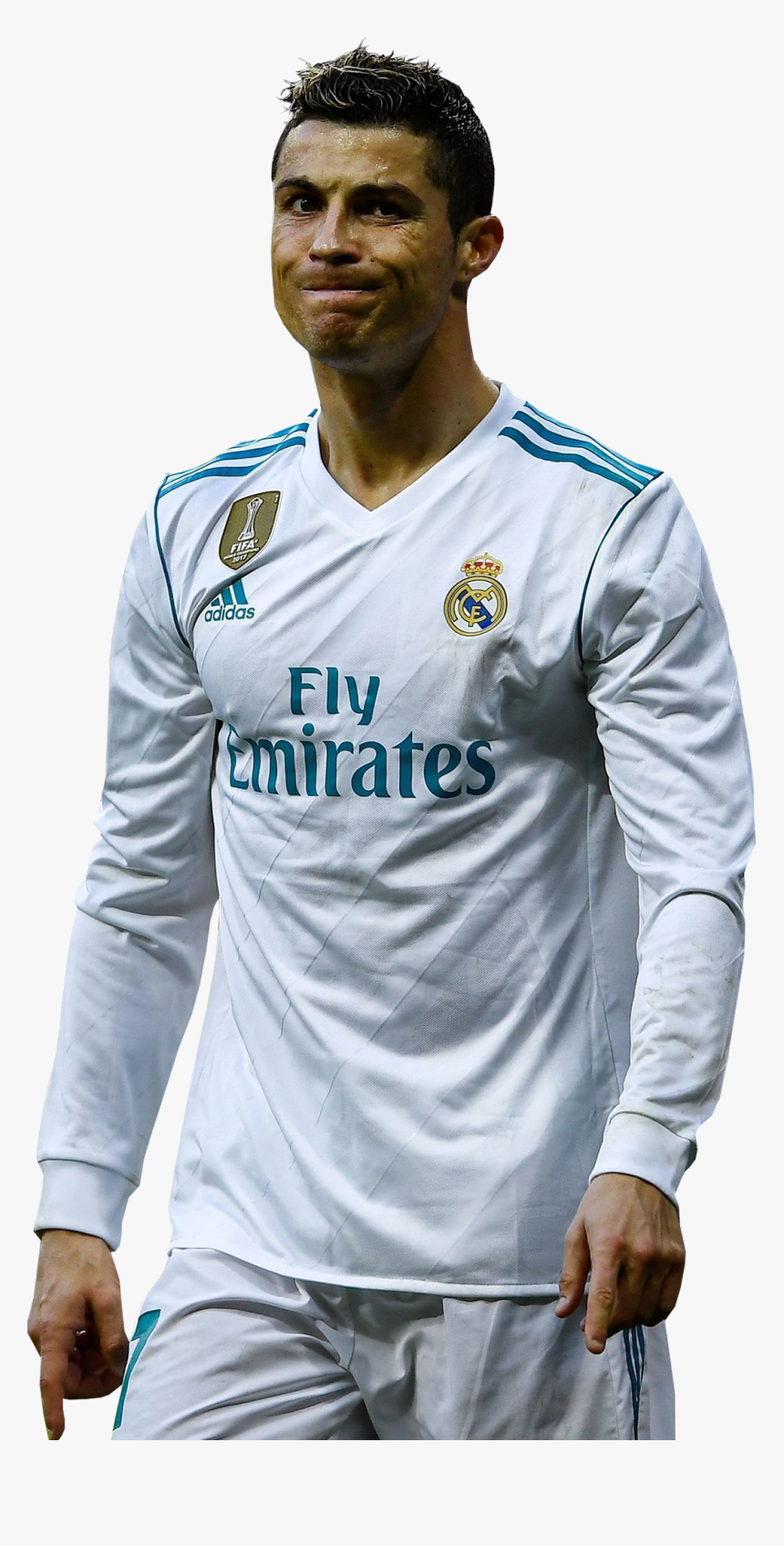 Cristiano Ronaldo Cr7 Png 2018 Football Clipart Image.