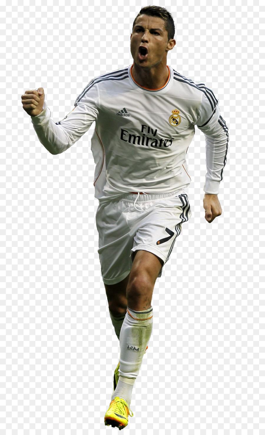 Cristiano Ronaldo clipart.