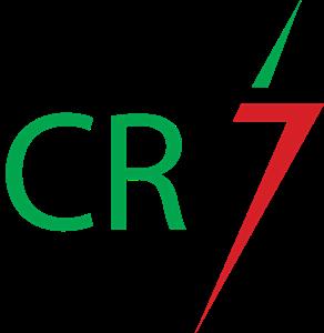 Cristiano Ronaldo CR7 Logo Vector (.EPS) Free Download.