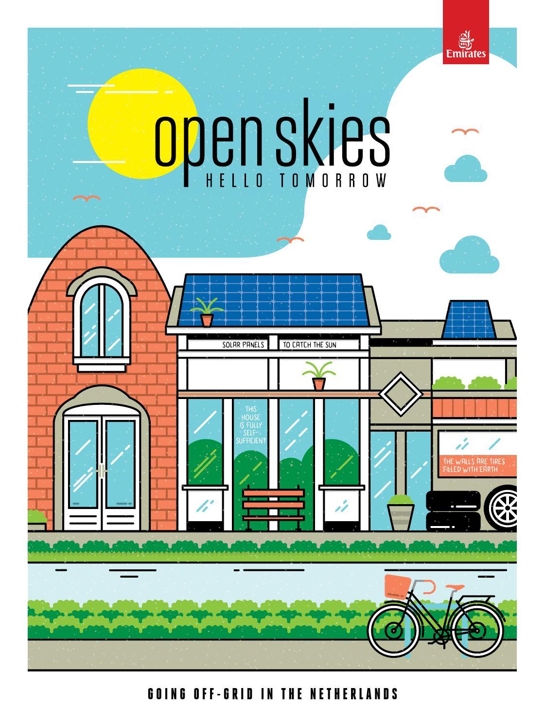 Open Skies.