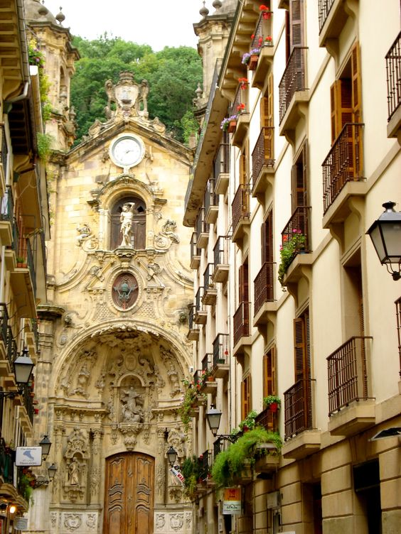 Spain, Street and The streets on Pinterest.