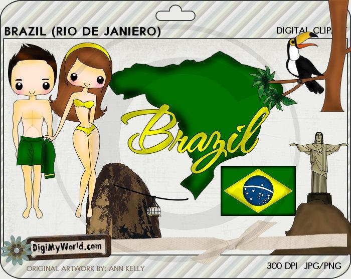 Brazil Rio De Janiero swim suits sugar loaf mountain Cristo by.