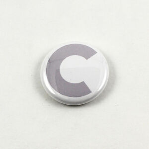 Details about Criterion Collection Logo 1 Inch Pinback Button Video DVD  Collector Subtle pin.