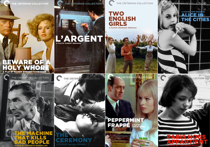 Today's Your Last Day To Watch 250+ Criterion Movies Not In The.