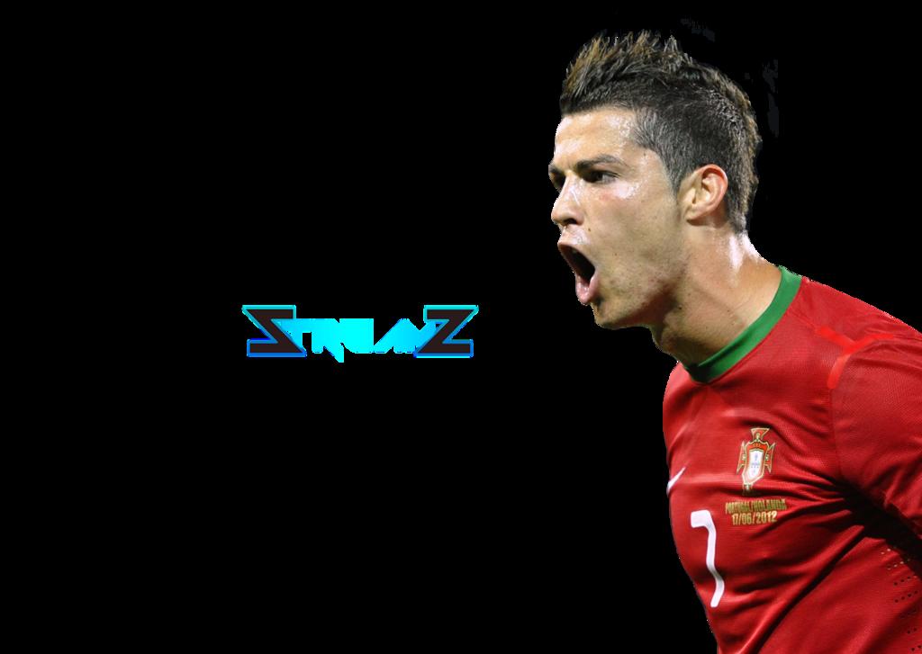 Cristiano Ronaldo Portugal Clip Art.