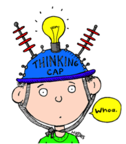 Critical thinking clipart.