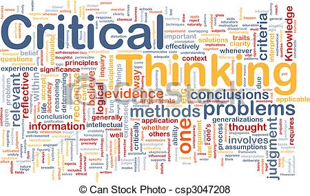 Critical thinking clipart - Clipground
