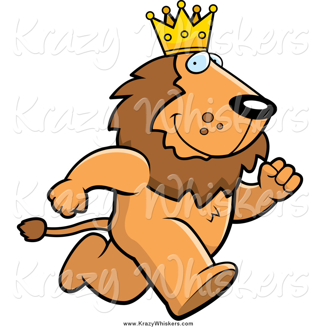 Crown clipart animal.