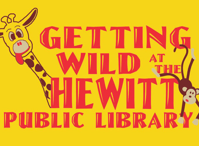 Hewitt Public Library.