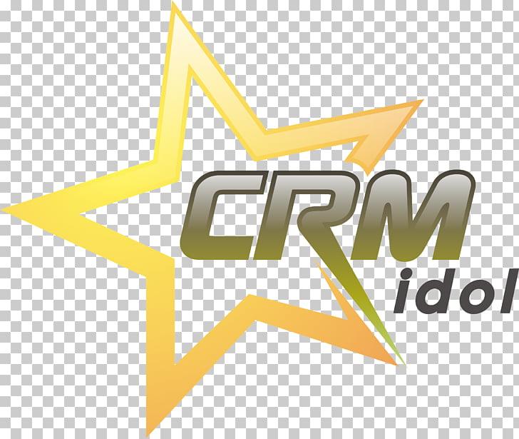 Customer relationship management Marketing Logo CRM Idol.