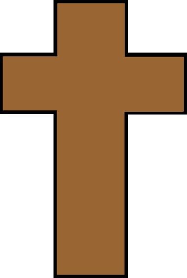 Cross clipart #10