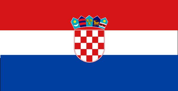 Croatia clip art Free Vector / 4Vector.