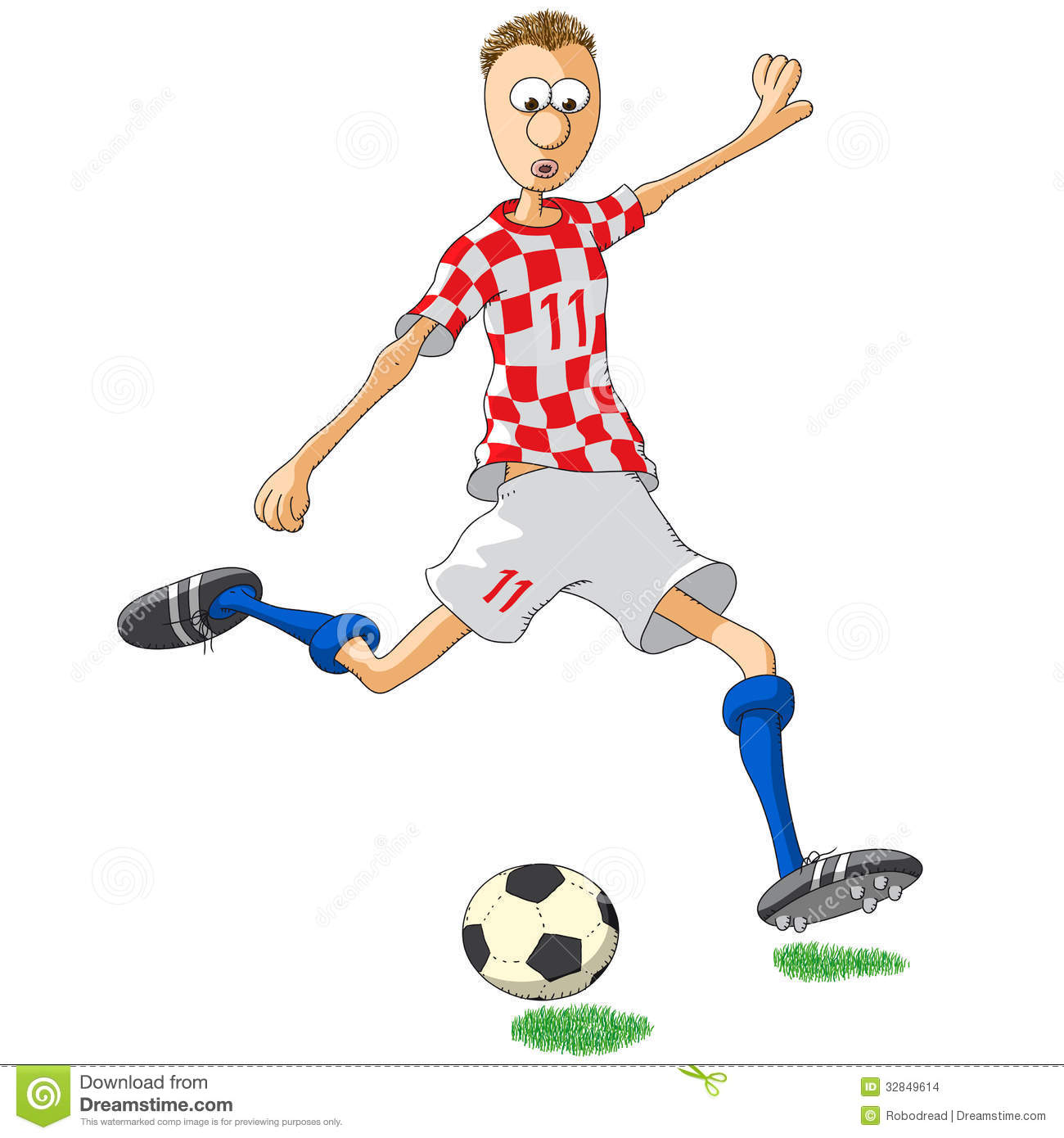 Croatian clipart.