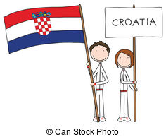 Croatian flag Clipart and Stock Illustrations. 1,268 Croatian flag.
