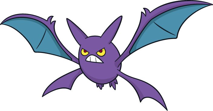 What is a good moveset for Crobat?.