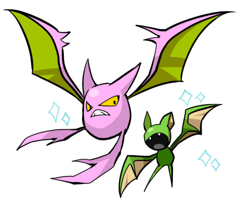 So, we're all in agreement that Crobat is the best shiny, right.