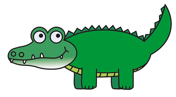 100+ Free Alligator & Crocodile Illustrations.