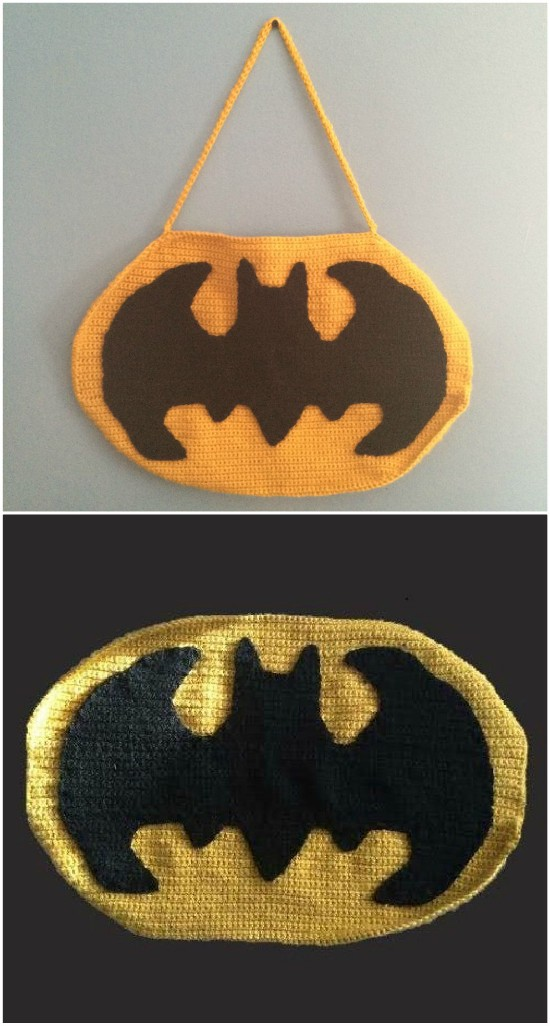Crochet Batman Items You Will Love To Make.