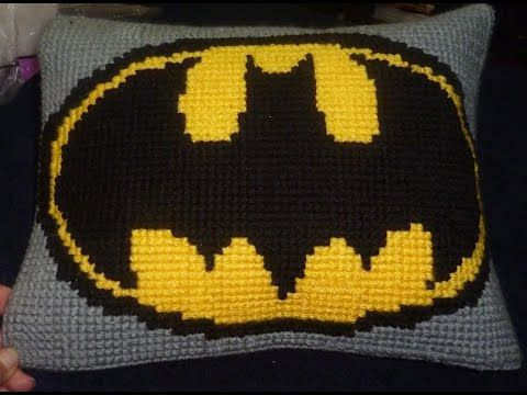 How to crochet a BAT.
