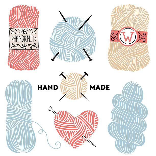 Best Crochet Illustrations, Royalty.