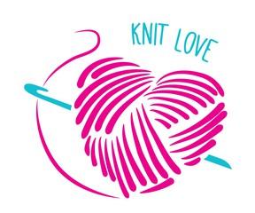 Crochet Logo photos, royalty.