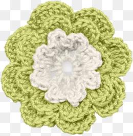 Crochet PNG Images.