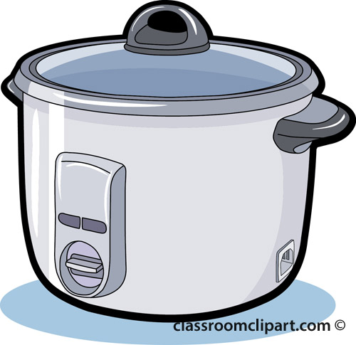 Crock Pot Clipart.