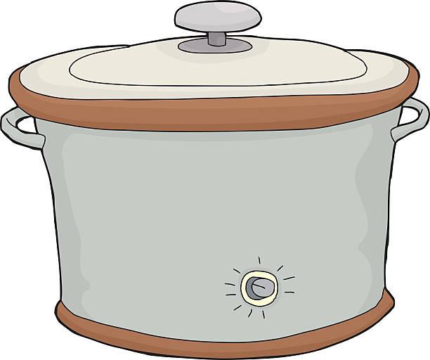 Best Crock Pot Illustrations, Royalty.